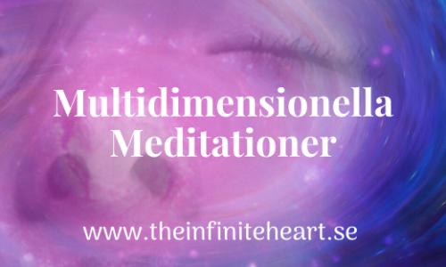 Multidimensionell Meditationer