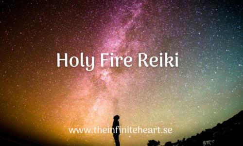 Holy Fire Reiki